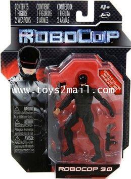 AF : ROBOCOP 2014 BLACK Ver. รุ่น 4 นิ้ว จากภาพยนต์โรโบคอปภาคใหม่ล่าสุด Jada TOYS [SOLD OUT]