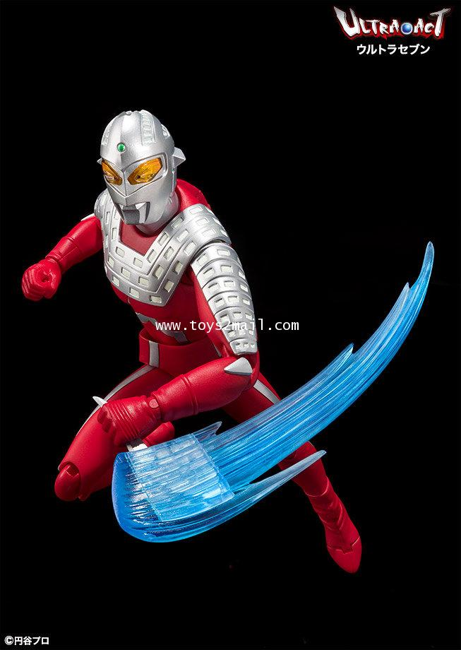 ULTRA ACT : NEW ULTRAMAN SEVEN อัลตร้าแมน เซเว่น [SOLD OUT]
