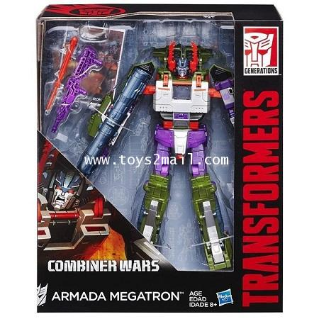 TRANSFORMERS COMBINER WARS : LEADER CLASS ARMADA MEGATRON Ver. HASBRO [2]