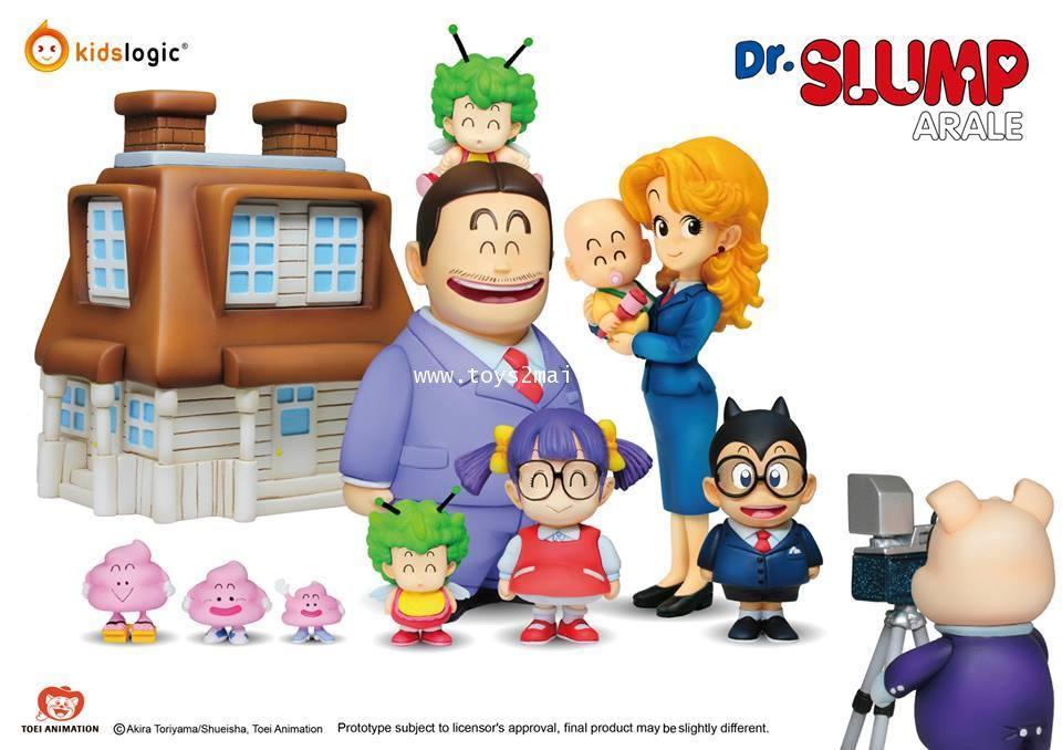 Action Figure Kids Nations AR01 Dr.SLUMP Limited Edtion Box Set ดร.สลัมกับหนูน้อยอาราเร่ [SOLD OUT]