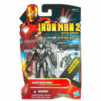 MARVEL HERO : IRON MAN MOVIE 2 :  รุ่น 4นิ้ว WAR MACHINE MOVIE Ver. SUPER RARE ITEM [SOLD OUT]