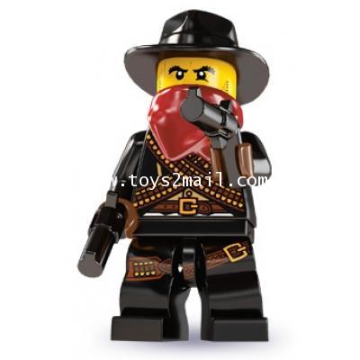 LEGO : LEGO MINI FIGURE SERIES 6 : No.05 BANDIT โจรนอกกฎหมาย [3]