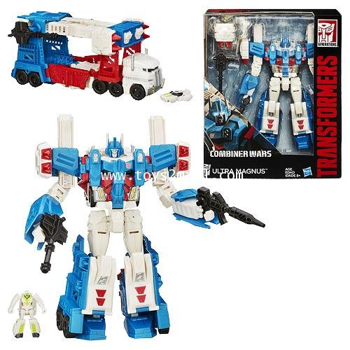 TRANSFORMERS COMBINER WARS : LEADER CLASS ULTRA MAGNUS HASBRO [SOLD OUT]