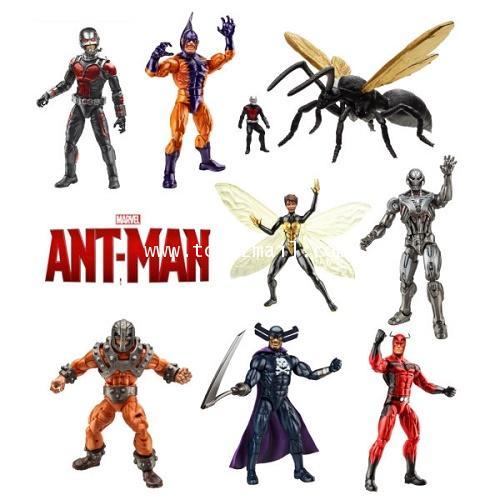 MARVEL LEGEND : ANT-MAN ULTRON SERIES สินค้าครบชุด 6 กล่อง ชุดใหญ่ [สามารถสั่งเพิ่มได้]