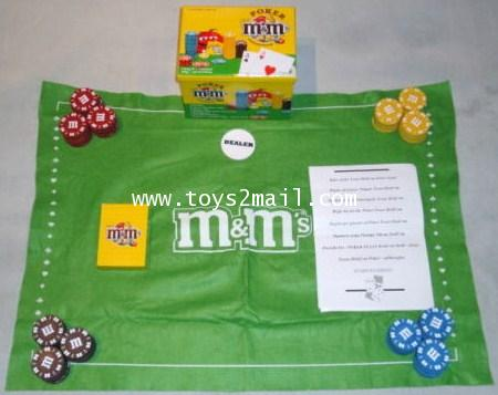 MASCOT : MM POKER Collection Peanut SET  [SOLD OUT]