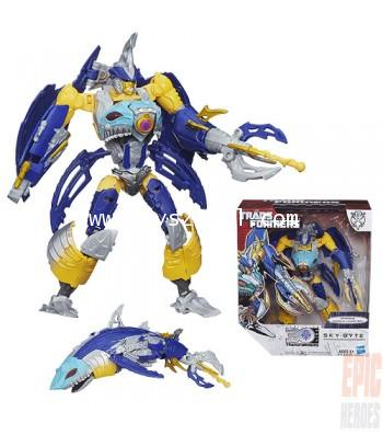 TRANSFORMERS 30th GENERATIONS : VOYAGER SKY-BYTE [SOLD OUT]