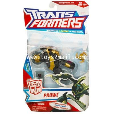 TRANSFORMERS ANMATED 2008 : DX PROWL [SOLD OUT]