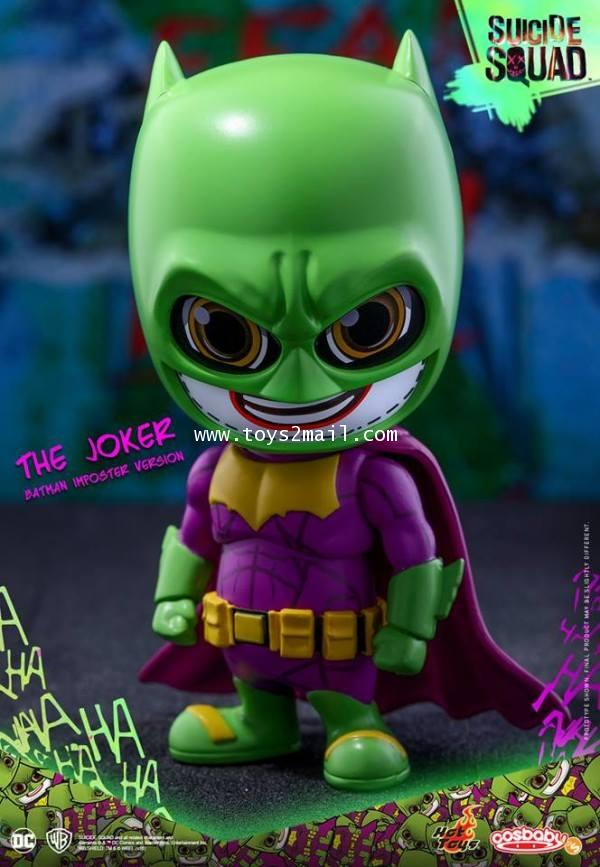 HOT TOYS COSBABY : SUICIDE SQUAD : THE JOKER (BATMAN IMPOSTER Ver.) Limired Edition (COSB304) [3]
