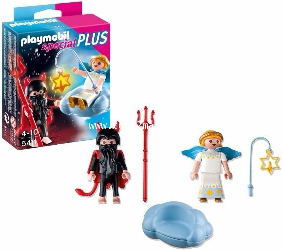 Playmobil : Playmobil Special PLUS No. 5411 : ANGEL and DEVIL [1]