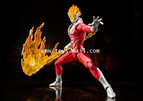 ULTRA ACT : GLEN FIRE อัลตร้าแอ๊ค เกลนไฟร์ สินค้าจาก BANDAI [1]