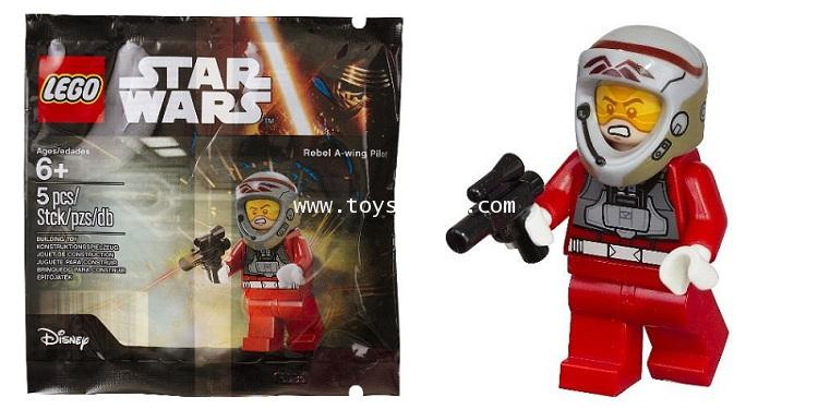 LEGO STAR WARS : No.5004408 STAR WARS : Rebel A-Wing Pilot THE FORCE AWAKENS EXCLUSIVE PROMO [1]