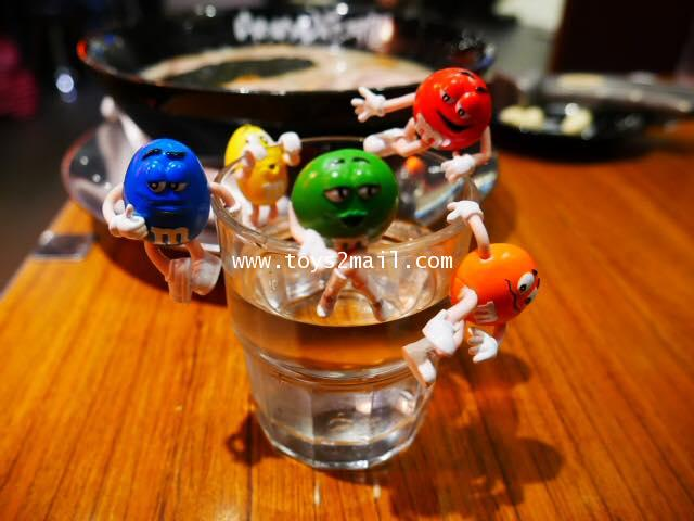 MASCOT : MM ชุดตุ๊กตาเกาะแก้ว ครบเซ็ต [SOLD OUT]