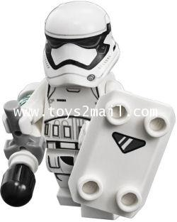 LEGO STAR WARS : STAR WARS 2017 : MINI FIGURE FIRST ORDER STORMTROOPER [SOLD OUT]