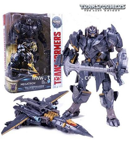 TRANSFORMERS 5 THE LAST KNIGHT : PREMIER EDITION VOYAGER MEGATRON [1]