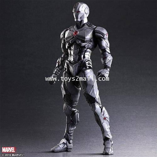 PLAY ARTS KAI 改 : VARIANT PLAY ARTS MARVEL UNIVERSE IRON MAN LIMITED COLOR  Ver. [RARE] [SOLD OUT]