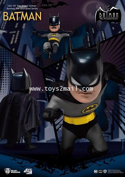 Beast Kingdom : Egg Attack Action EAA-101 : DC BATMAN THE ANIMATED SERIES [ORDER]