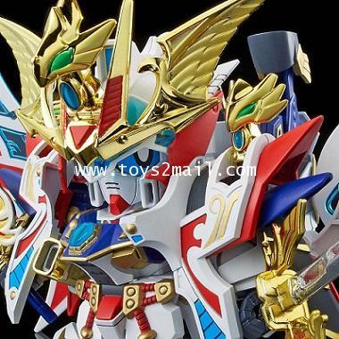 GUNPLA : LEGEND BB SHINSEI DAISHOGUN สินค้าจาก P-Bandai (สินค้าพิเศษจากเวป P- Bandai) [1]