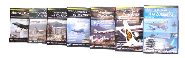 VDO  DVD about Aviation and Airport around the world