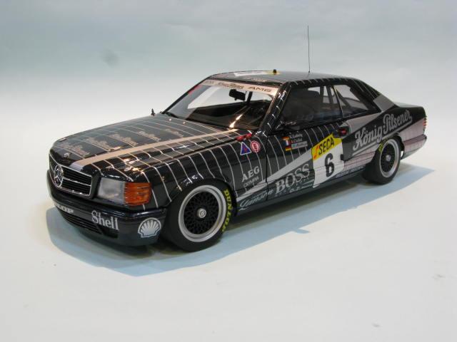 AUTOart 1:18 MERCEDES-BENZ 500SEC AMG SPA 19896