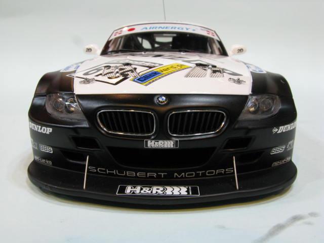 AUTOart 1:18 BMW Z4 COUPE quot;TEAM SCHUBERT 2006quot;676 6