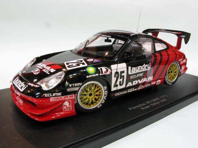 AUTOart 1:18 PORSCHE 911(996) GT3 quot;SUPER TAIKYU 2005 25