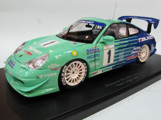 AUTOart 1:18 PORSCHE 911(996) GT3 quot;SUPER TAIKYU 2005 1