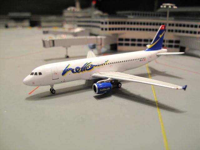 PHOENIX 1:400 HELLO A320 HB-JIY PH676