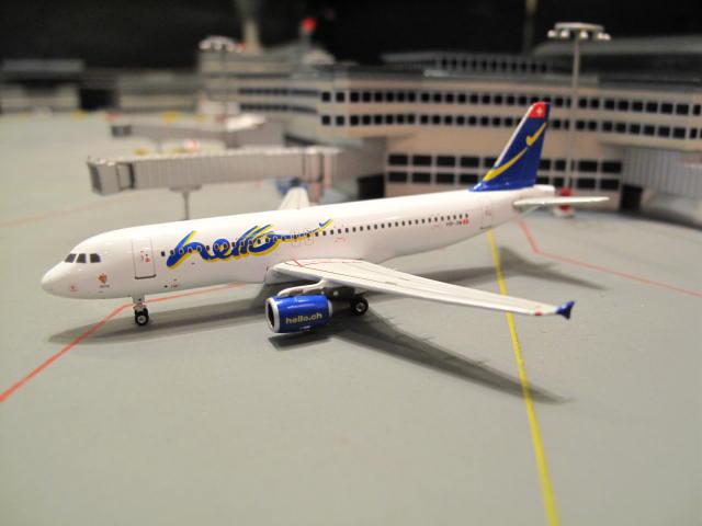 PHOENIX 1:400 HELLO A320 HB-JIW PH675