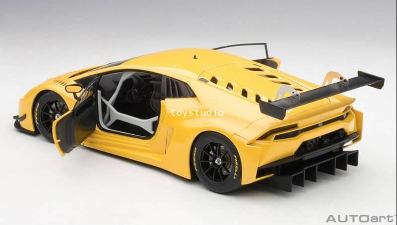 AutoArt 1:18 Lambor Huracan GT3 yel AA81528