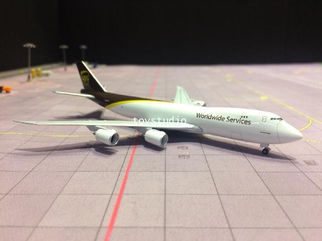 HERPA WINGS 1:500 UPS 747-8F N605UP HW531023