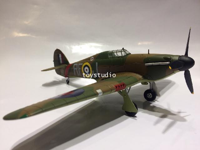HABBY MASTER 1:48 Hawker Hurricane Mk.I V6665 HA8609