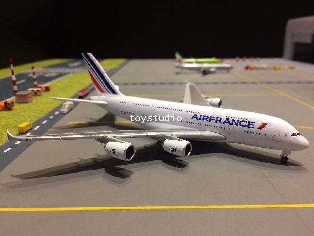 HERPA WINGS 1:500 Air France A380-800 F-HPJH HW515634-004