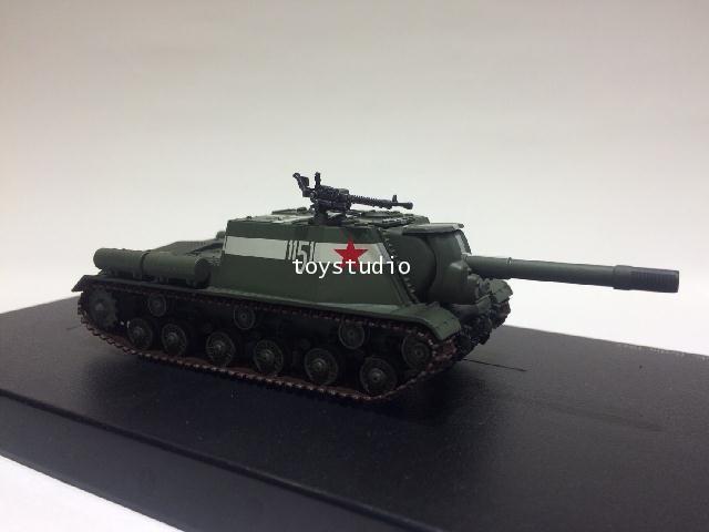 HOBBY MASTER 1:72 ISU-152 Tank Destroyer Soviet Assault Gun Brigade HG7053
