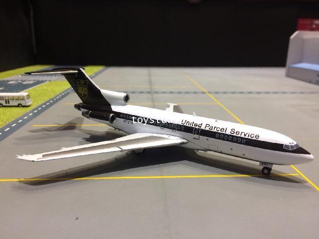 1:200 UPS 727-100 N7279 B721UP01