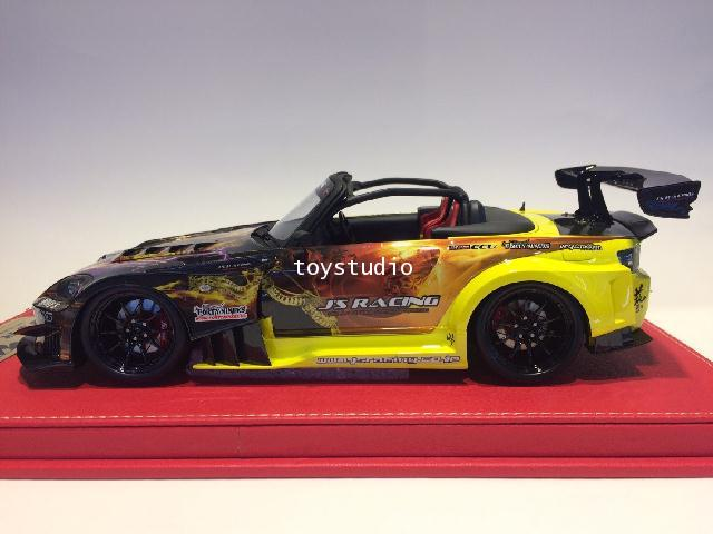 ONE MODEL 1:18 S2000 Js Racing GT Version Maou (18A03-0107) 3