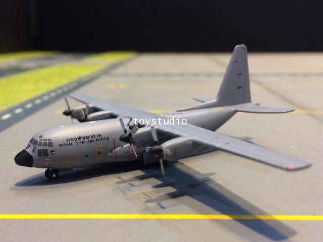 GEMINI JETS 1:400 Thai Air Force C-130 60109 GM081 1