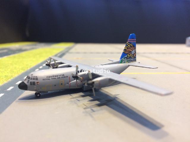 GEMINI JETS 1:400 Thai Air Force C-130 2 60108 GM082 1