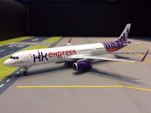 JC WINGS 1:200 HK Express A321 B-LEA XX2051 1