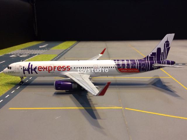 JC WINGS 1:200 HK Express A321 B-LEA XX2051 2