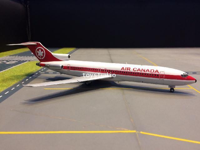 JC WINGS 1:200 Air Canada 727-200 C-GYNE XX2047