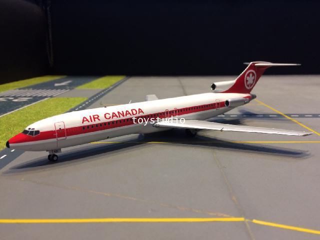JC WINGS 1:200 Air Canada 727-200 C-GYNE XX2047 1