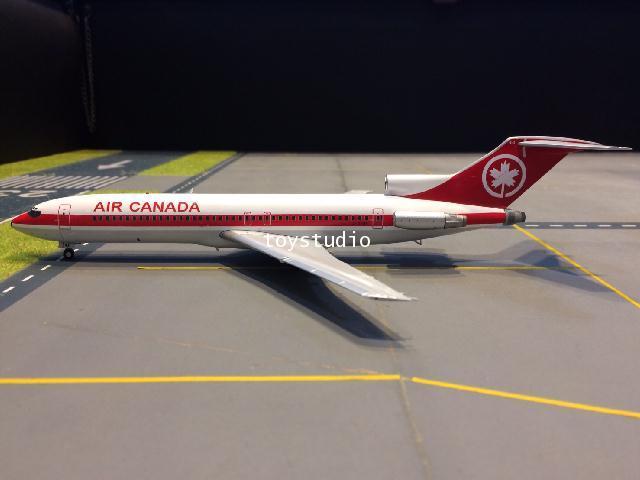 JC WINGS 1:200 Air Canada 727-200 C-GYNE XX2047 2