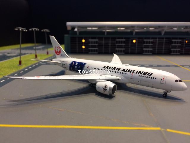 JC WINGS 1:400 Japan 787-8 Spirit of Victory JA841J EW4788001