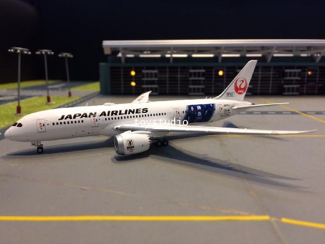 JC WINGS 1:400 Japan 787-8 Spirit of Victory JA841J EW4788001 1