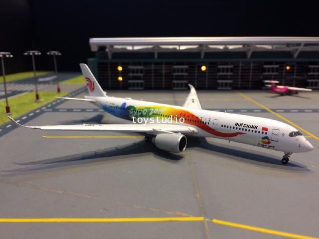 JC WINGS 1:400 Air China A350-900XWB FD Expo 2019 B-1083 XX4058A