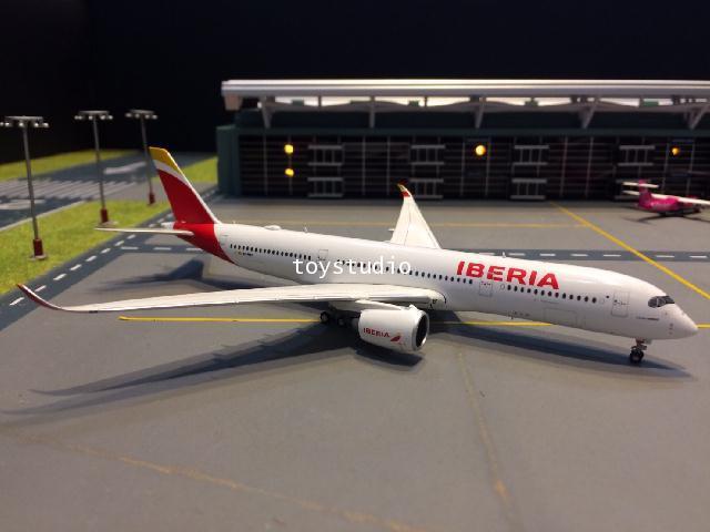 JC WINGS 1:400 Iberia A350-900XWB EC-MXV XX4014