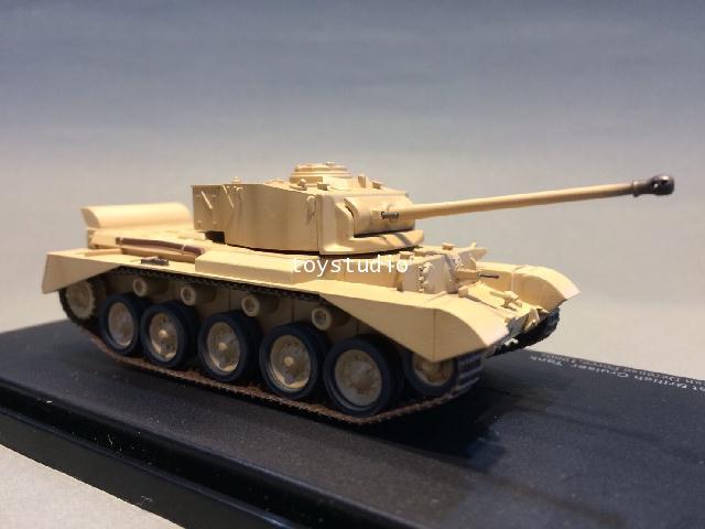 HOBBY MASTER 1:72 British A34 Comet Cruiser Tank HG5206