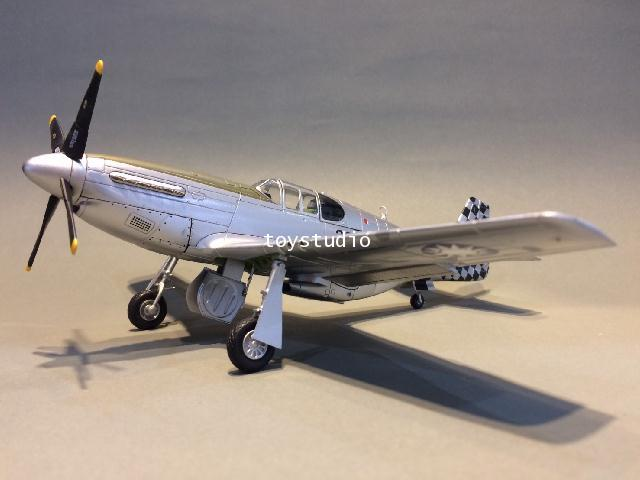 HOBBY MASTER 1:48 P-51C Mustang 205 Chinese Air Force HA8511 1