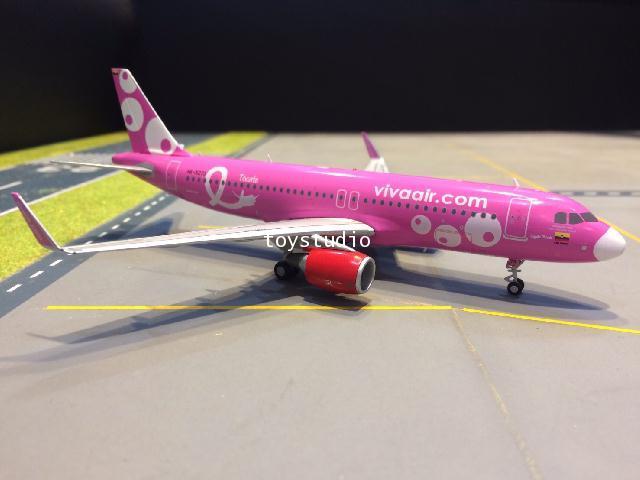 GEMINI JETS 1:200 VIVA A320-200 HK-5273 G2823