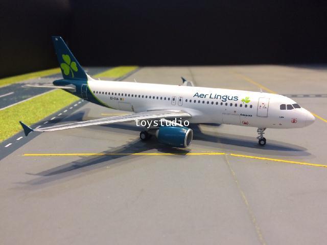 GEMINI JETS 1:200 Aer Lingus A320-200 EI-CVA G2831